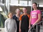 Mädchen Mannschaft