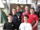 JungenMannschaft (mit Dustin Böhm SSV Ludwigsburg)
